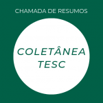 Aberta chamada para coletânea TESC; submissões até 20 de março