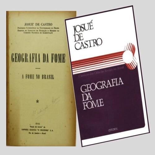 """Retorno de Josué de Castro aos estudos de Nutrição: """"Josué ontem, hoje e sempre"""""""